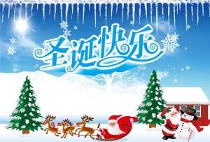 Dalian Zhonghui Mineral Co., Ltd. wish you a Merry Christmas!