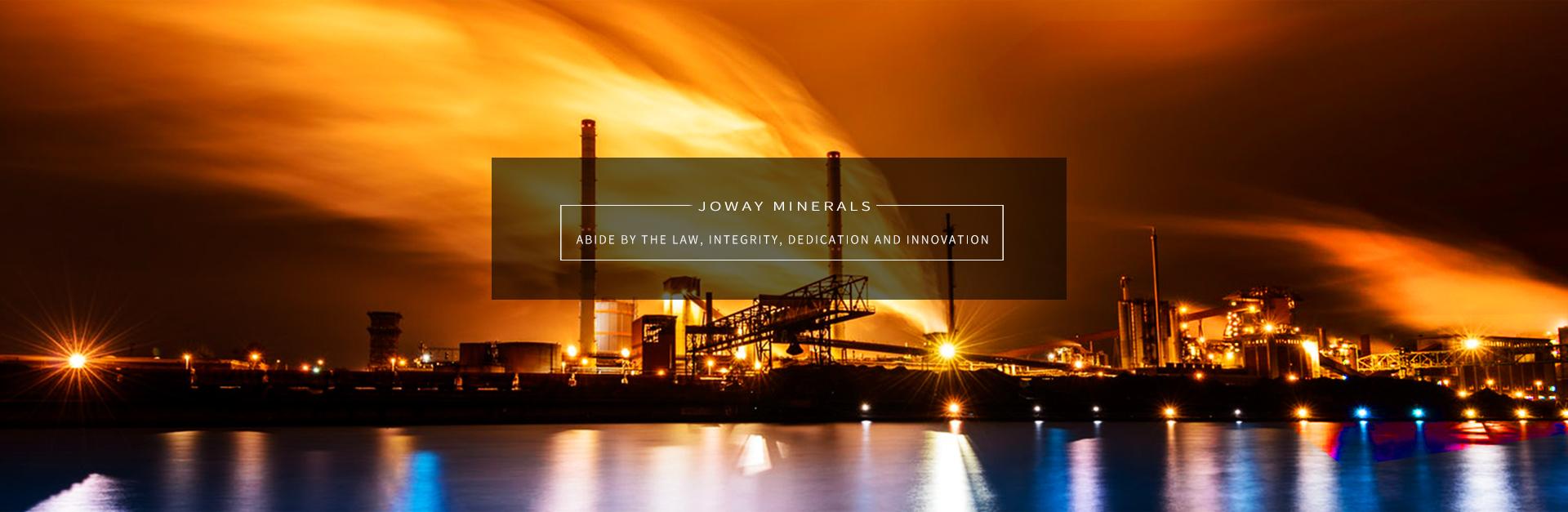 Dalian Joway Minerals Co., Ltd